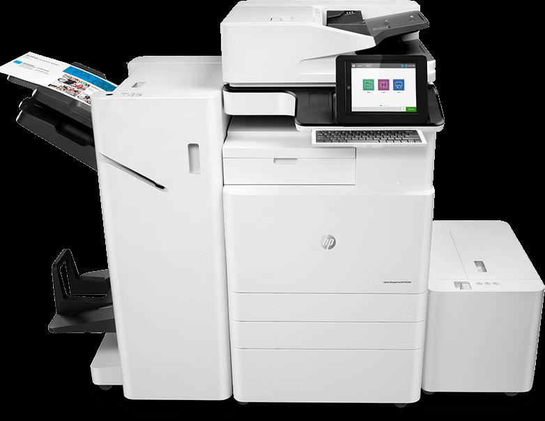 HP LaserJet E876 sorozat